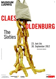 Claes Oldenburg. The Sixties