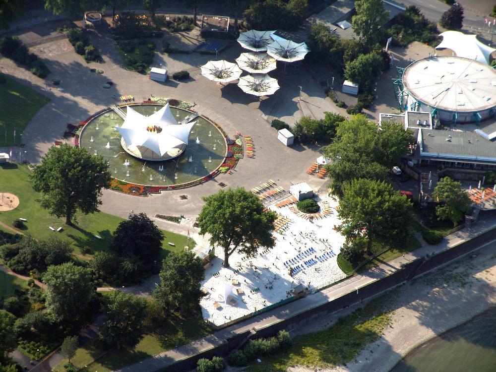 Tanzbrunnen, Bild: Kölnkongress