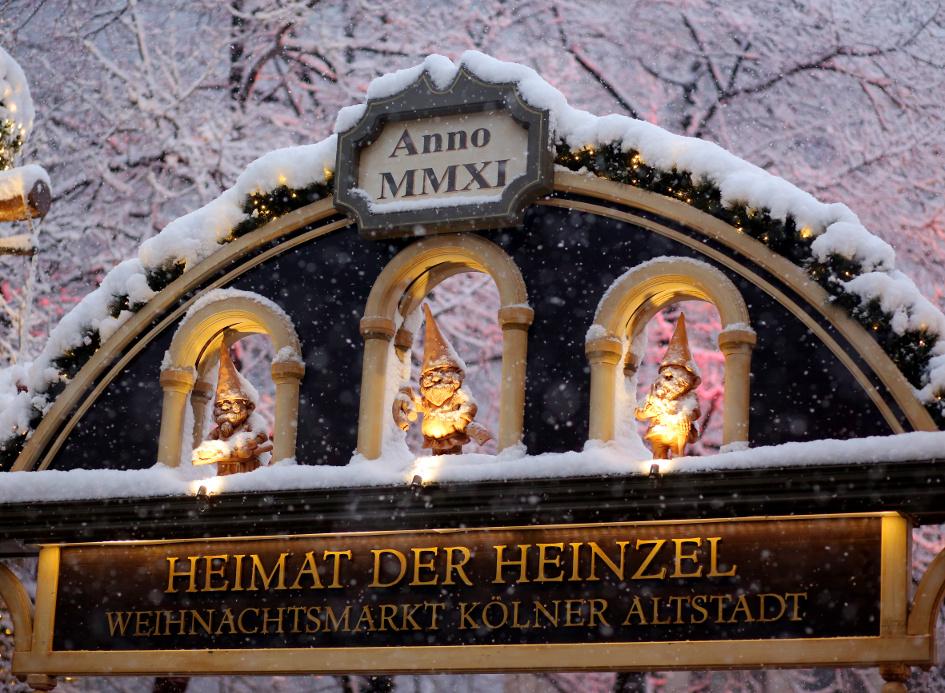 Bildnachweis: Weihnachtsmarkt Kölner Altstadt